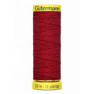 Gütermann Elasticfaden-2063 - Red