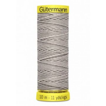 Gütermann Elasticfaden-8387 - Soft Grey