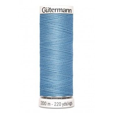 Gütermann 200 meter naaigaren - licht denim