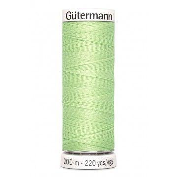 Gütermann 200 meter naaigaren - licht mint