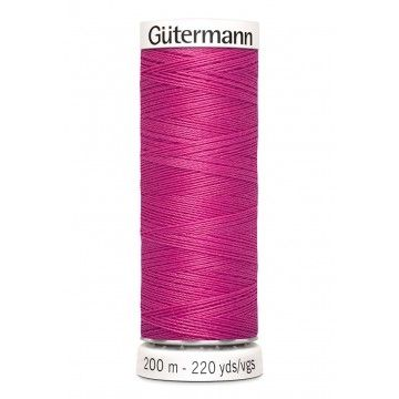 Gütermann 200 meter naaigaren - donker roze