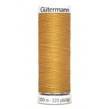 Gütermann 200 meter naaigaren - zacht goud