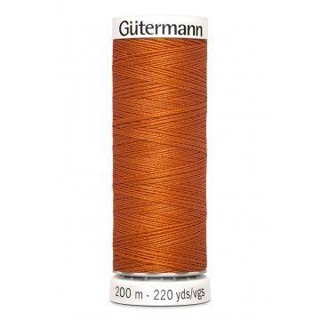 Gütermann 200 meter naaigaren - roest