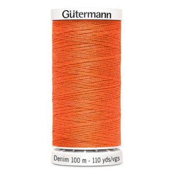 Gütermann Denim-1770 Sexy Orange