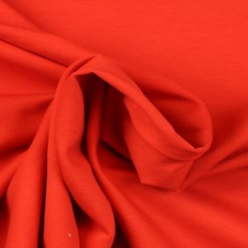 French Terry-01 - Rood