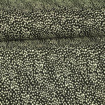 Lovely Spots on Black