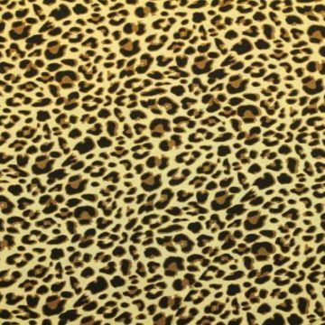 Viscose - Sahara Leopard