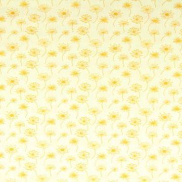 Baumwolle - Stenzo: Dandelion Ocher