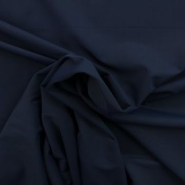 Lycra extra breed 200cm donker blauw