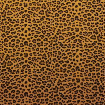 Stonewashed - Leopard Dark Ocher