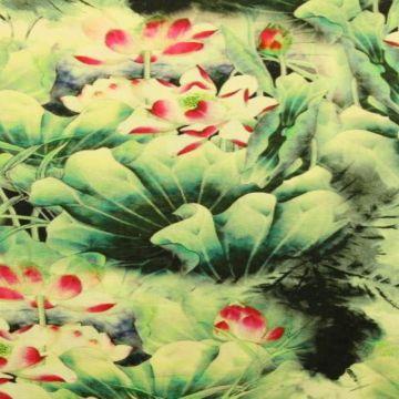 Leinen Deluxe - Waterlily