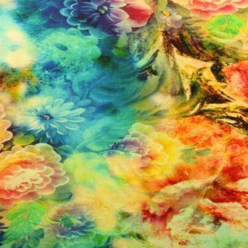 Leinen Deluxe - Bright Colors