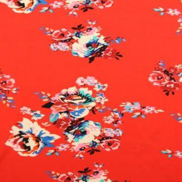 Lycra - Red Like a Rose