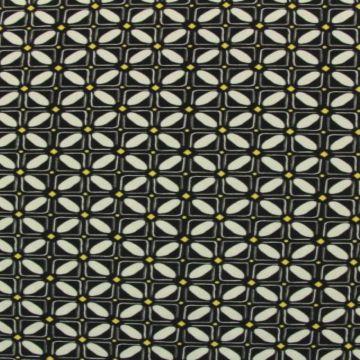 Lycra - Graphic daisy yellow