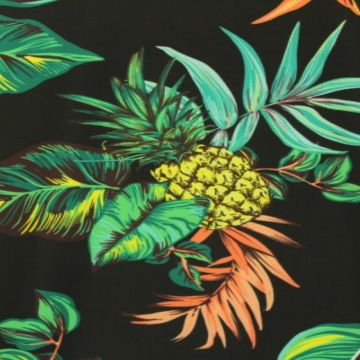 Lycra - Growing pineapple