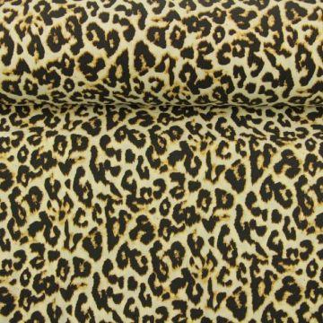 Lycra - Faded leopard