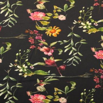 Stretch Baumwolle - Sweet Flowers