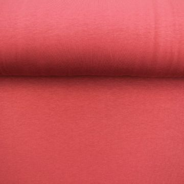 Katoenen tricot - Soft Cherry