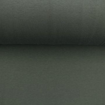 Katoenen Tricot - Greenish Grey