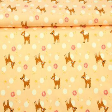 Baumwolle Jersey - Sweet Deer