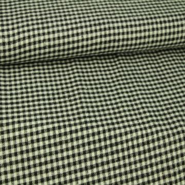 Black/White Small Checkered