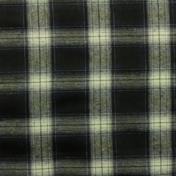 Black/Blue/White Tartan