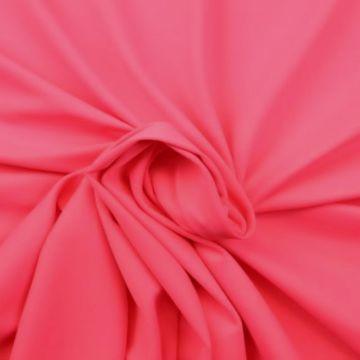 Lycra Baumwolle - Hot Pink Extra Breit