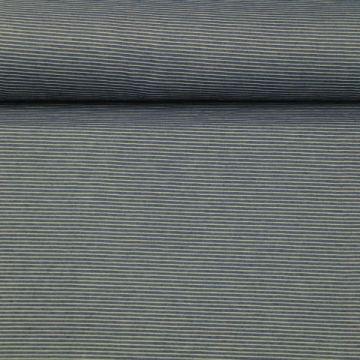 Baumwolle - Blue Lines