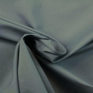 Stretch Baumwolle - Blue/ Grey