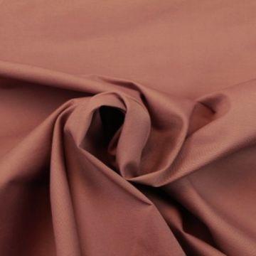Stretch Baumwolle - Dark Old Pink