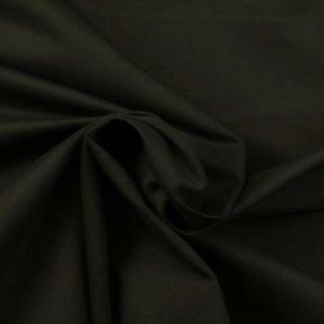 Stretch Baumwolle - Black