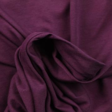 Zomerse Katoenen Tricot - Marvelous Purple