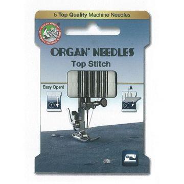 Organ Top Stitch 80/12