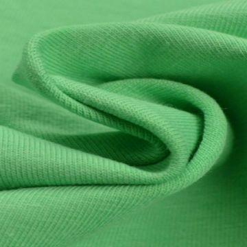 katoenen tricot mint