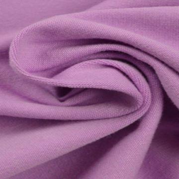 katoenen tricot lila
