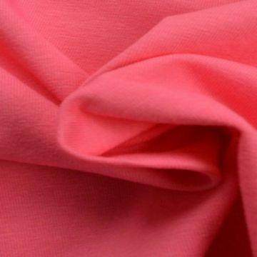 katoenen tricot jersey fuchsia roze