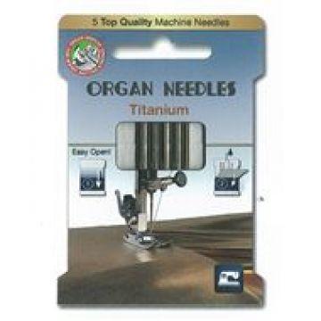 Organ Titanium 75/11