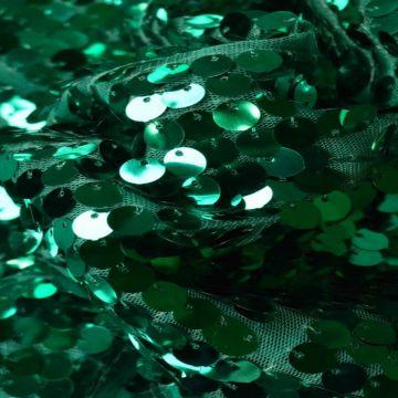 Turquoise XL Pailletten