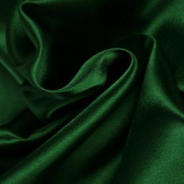 Donker Groene Satijn