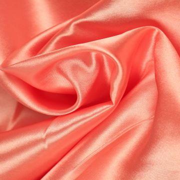 Zalm Roze Satijn