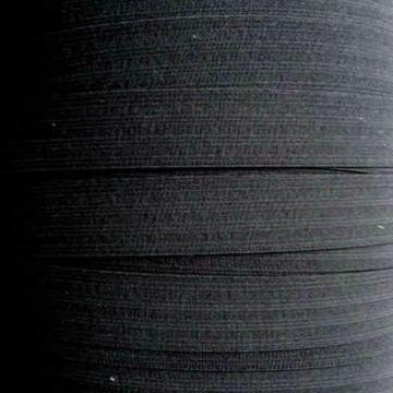 Taille Elastiek 40 mm - Zwart