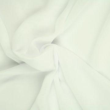 Witte Chiffon