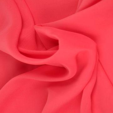 Koraal Roze Chiffon