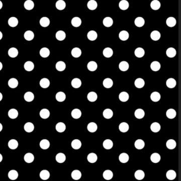 Zwart Polka