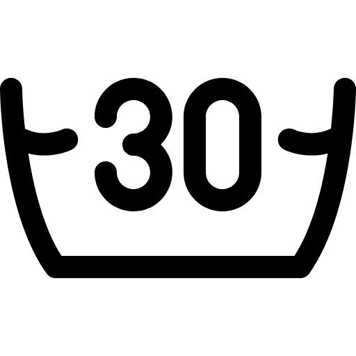 30 Grad waschen
